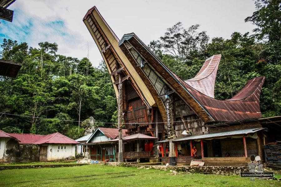 Casă din Tana Toraja