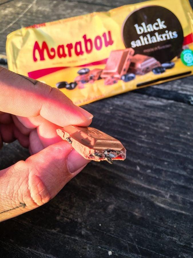 Ciocolată suedeză cu lemn-dulce