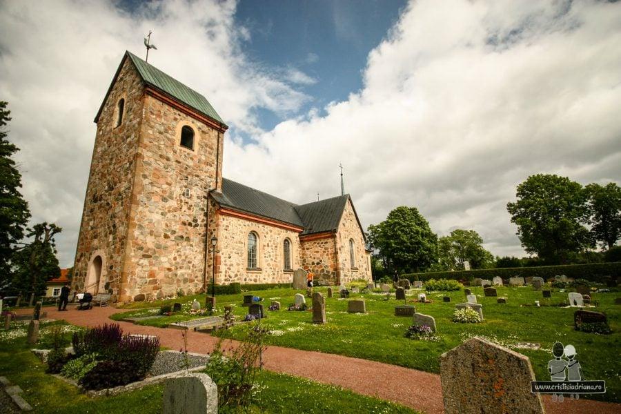 Biserica Vallentuna, Suedia