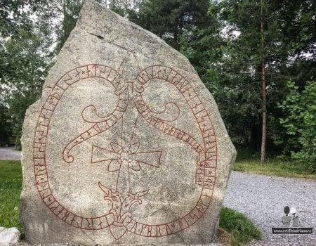 Rune și biserici pe lângă Vallentuna
