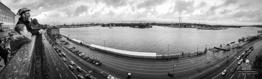 Panoramă asupra Stockholm-ului