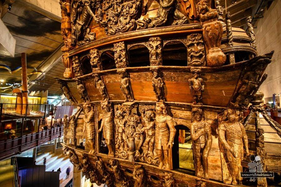 Fundul corabiei Vasa
