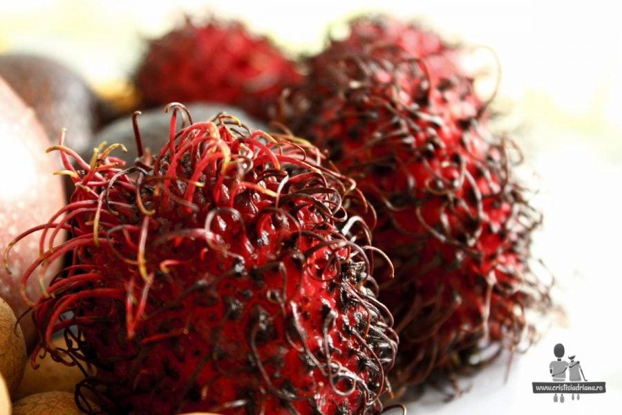 Fruct rambutan
