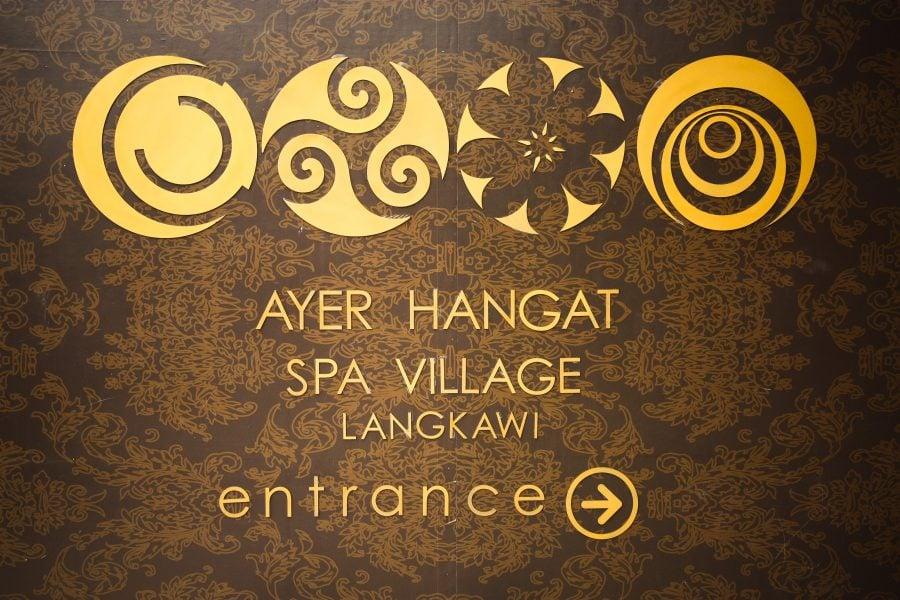 Ayer Hangat Spa Village Langkawi