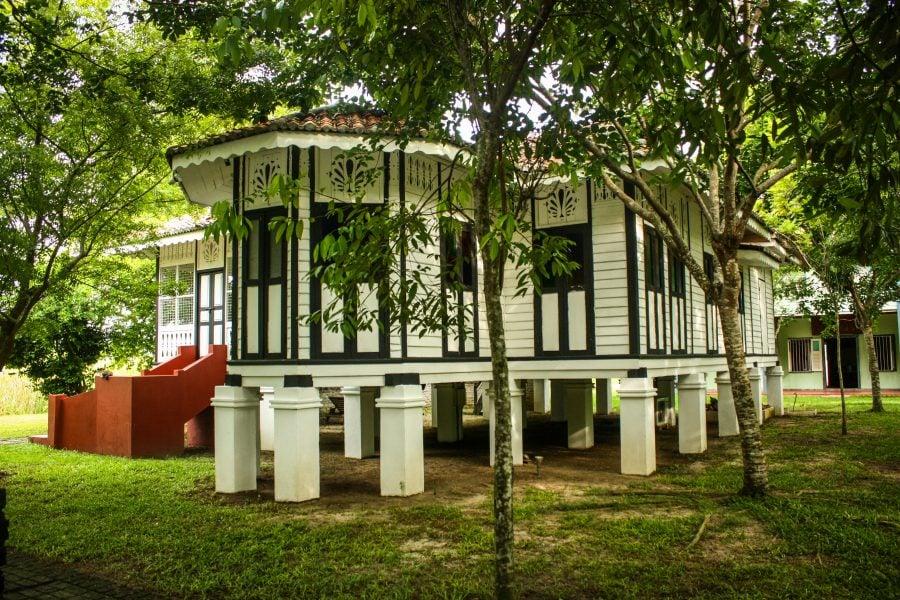 Casă colonială la Bon-Ton, Langkawi