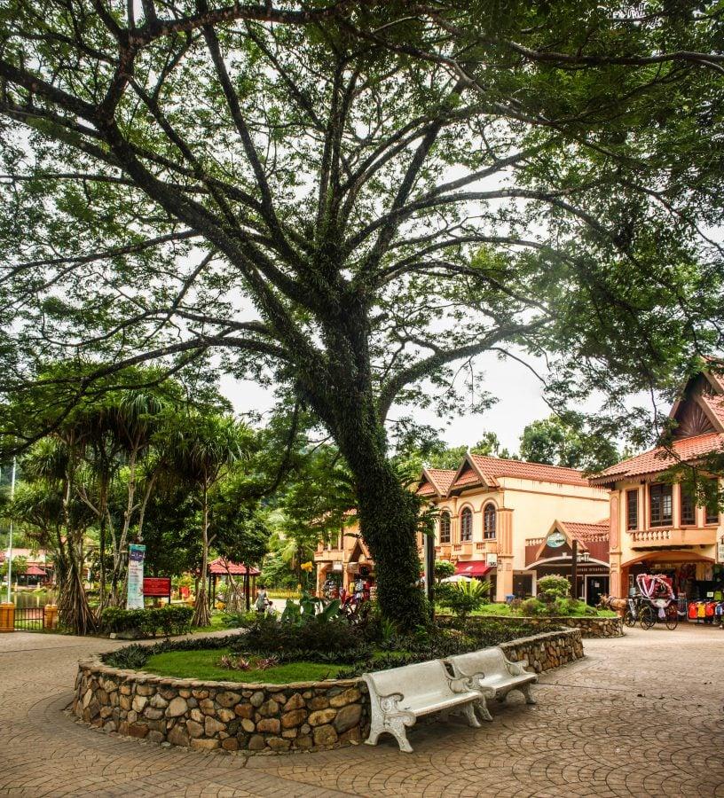 Case Oriental Village, Langkawi, Malaezia