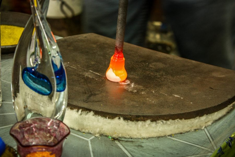Cum să faci o lebădă de sticlă 1