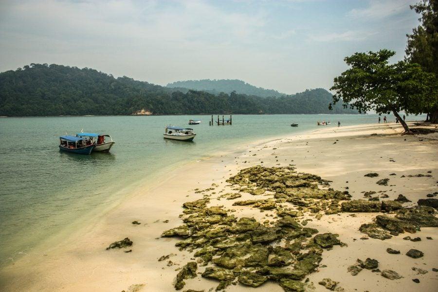 Insula maimuțelor, Langkawi