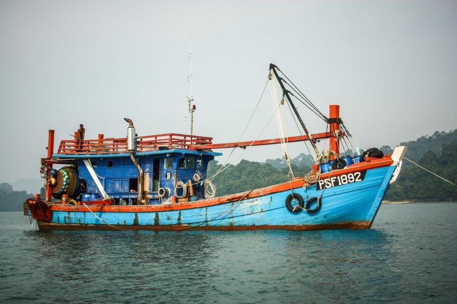 Vas de pescari, Langkawi