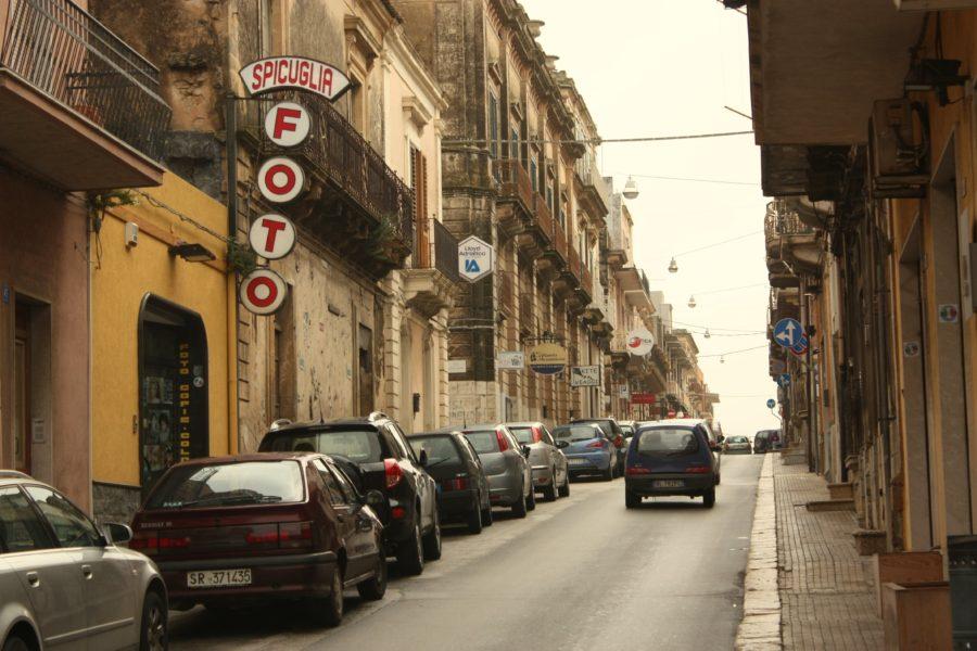 Pachino, sudul Siciliei