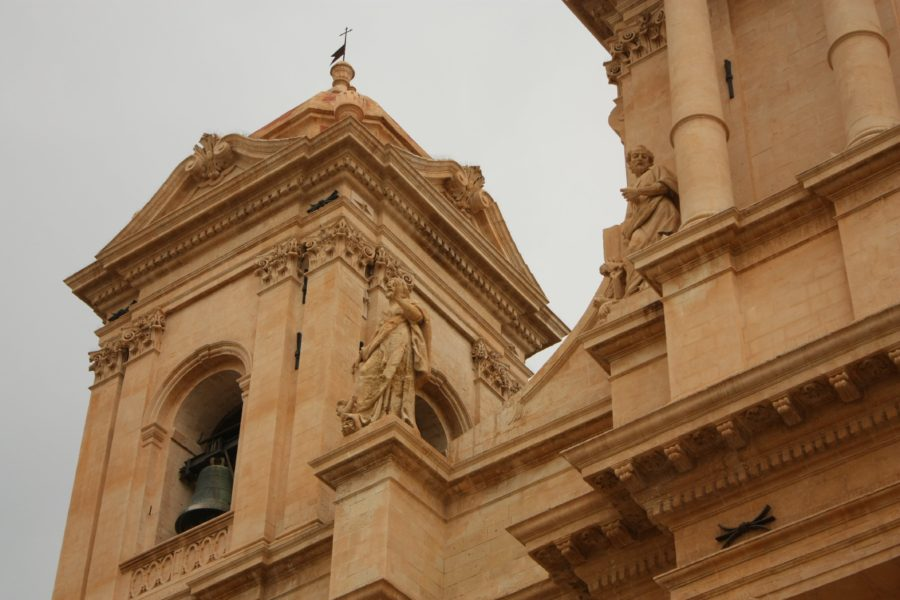 Palatul din Noto, Sicilia
