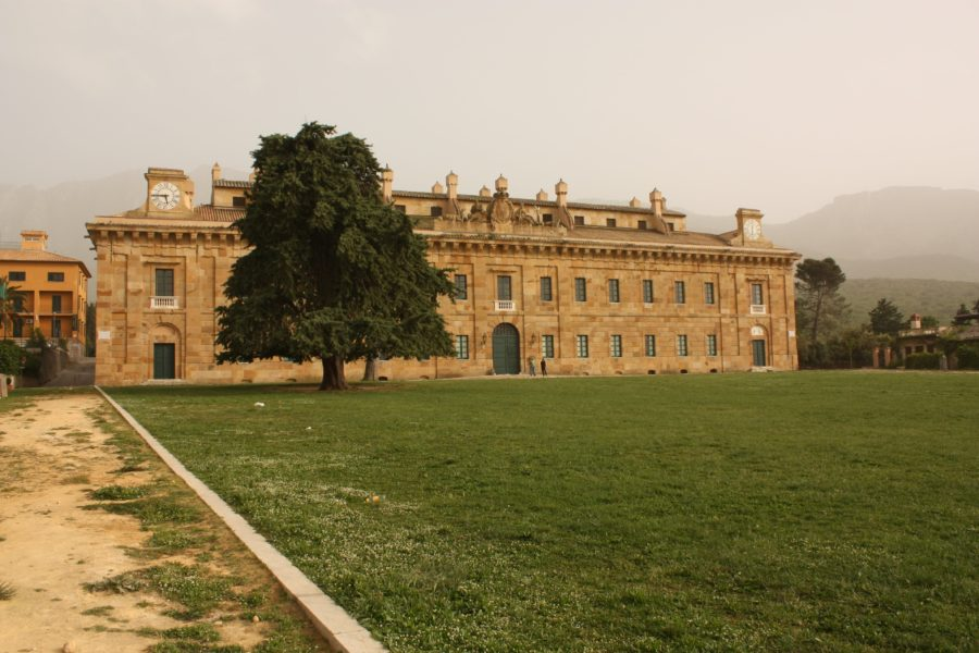 Palatul din Ficuzza