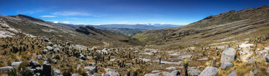 Colombia, El Cocuy National Park