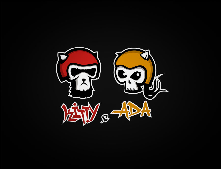 Kitty and Ada logo
