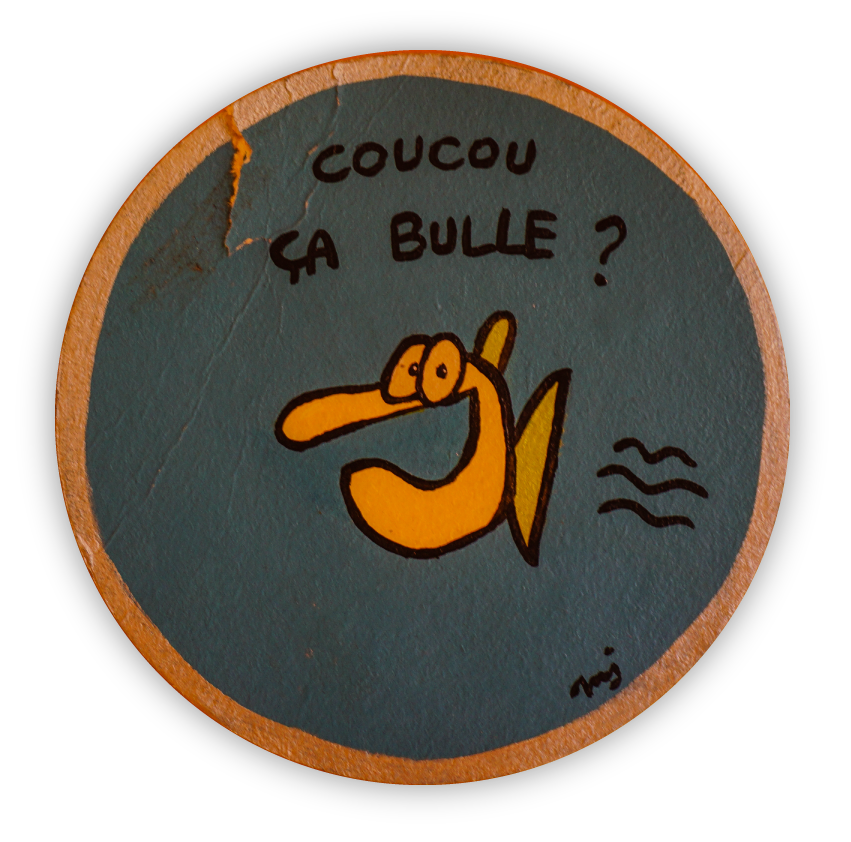 Coucou ca bulle?