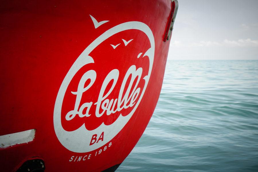 La Bulle since 1988, logo